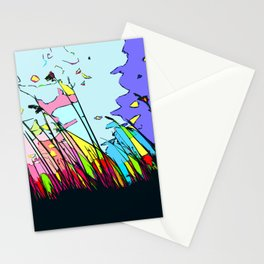 Lead and Light Stationery Cards