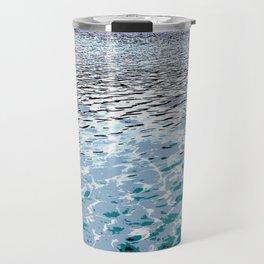 Sea Patterns 1 Travel Mug