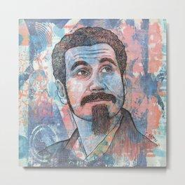 Serj Tankian - Toxicity Metal Print