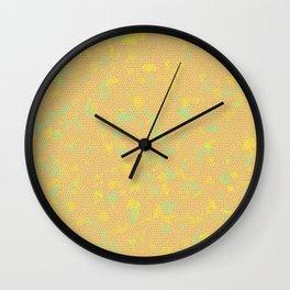 Pattern 001 Wall Clock