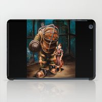 bioshock iPad Cases featuring Bioshock by Emily Blythe Jones