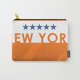 Minimalist New York Carry-All Pouch