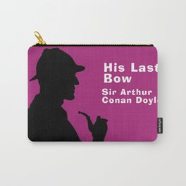 His Last Bow - Sherlock Holmes Carry-All Pouch