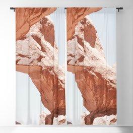 Desert Arches Blackout Curtain