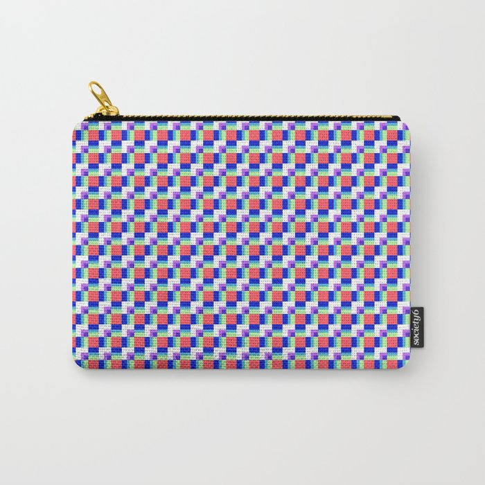inversed eyestrain Carry-All Pouch
