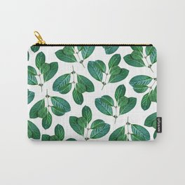 Lemon Leaf #society6 #decor #buyart Carry-All Pouch