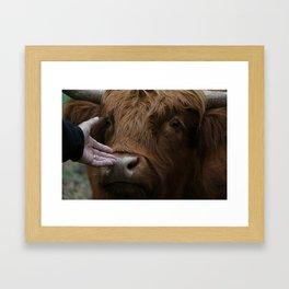 Barinsley Highland Framed Art Print