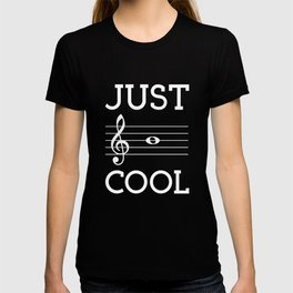 Just be cool (dark colors) T-shirt