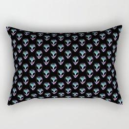Alien Squad Rectangular Pillow