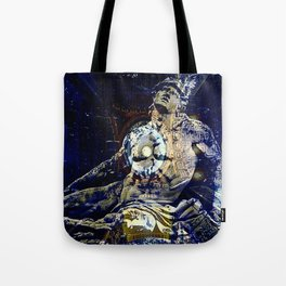 Only Clocks (Achilles) Tote Bag