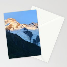 Majestic Mount Cook, New Zealand Photograph Stationery Cards