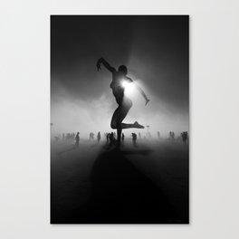 Dancing Desert Dreamers Canvas Print