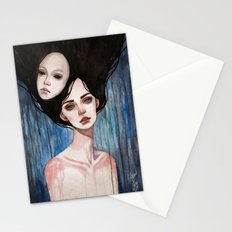 Impersonality Stationery Cards