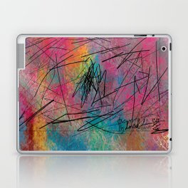 Facing Randomness. Laptop & iPad Skin