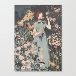 Anne of The Green Gables Canvas Print