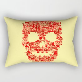 8-bitter Rectangular Pillow