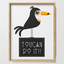 Toucan do it VS6S Serving Tray