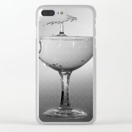 cocktail Clear iPhone Case