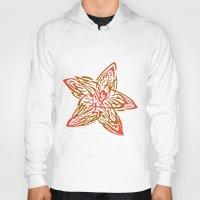 starfish Hoodies featuring Starfish by SvetIu