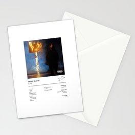 J. Cole - The Off-Season (Album Cover) Hip Hop Art Music Stationery Cards