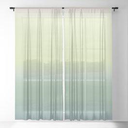 Mojito Sheer Curtain