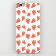 La Fraise iPhone & iPod Skin
