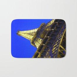 Eiffell Tower Bath Mat