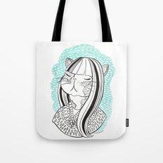 Cat Lady No. 1 Tote Bag