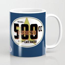 SRC Preparations Racecar Rebels: Cafe Racer Coffee Mug