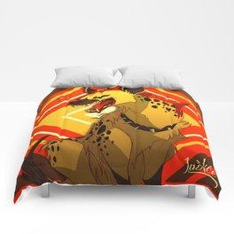 Hyena Comforters