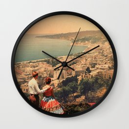 Is This The City We Dreamt Of Wall Clock