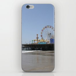 Santa Monica Pier iPhone Skin