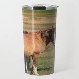 Gypsy_Vanner Horses 0271 - Colorado Travel Mug