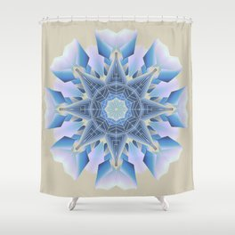 Sueyv Shower Curtain