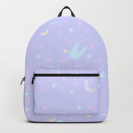 Sailor Moon inspired pattern Backpack