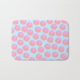 Bubblegum Pop - Sweet Pastel Bath Mat