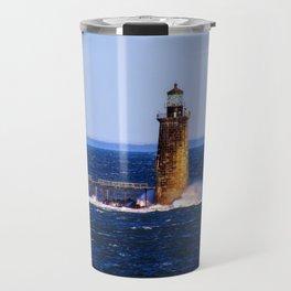 Ram Island Ledge Light Travel Mug