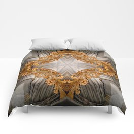 Delusions Of Grandeur II - Vintage Inspired Collection Comforters