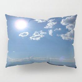 California into Nevada view Pillow Sham