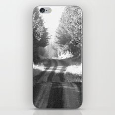 Forest Road iPhone & iPod Skin