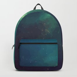 Dog, Garlic & Space Backpack