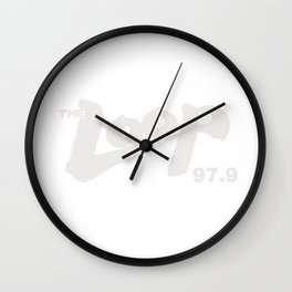 The Loop 97.9 Illinois Radio Wall Clock