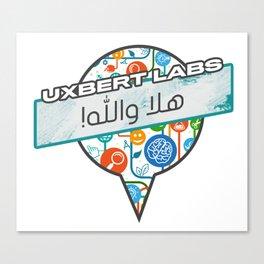 Hala Wallah UXBERT Labs Canvas Print