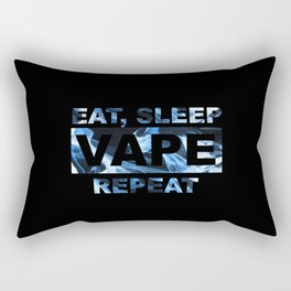 Vape On Rectangular Pillow