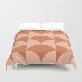 Cleo Pattern - Sunset Duvet Cover