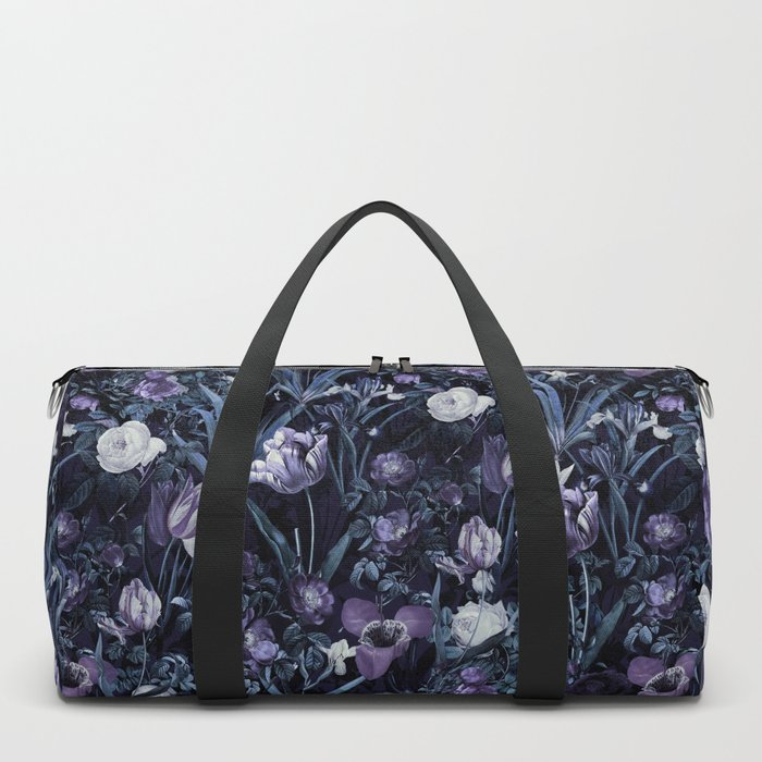EXOTIC GARDEN - NIGHT XII Duffle Bag