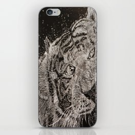 The Tiger iPhone Skin