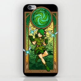 Sage of the Forest iPhone Skin