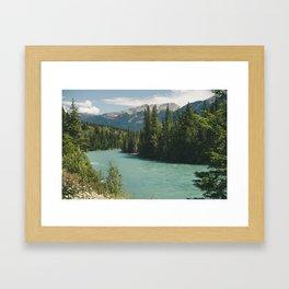 Tête Jaune Cache Framed Art Print