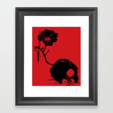 Still Alive Framed Art Print